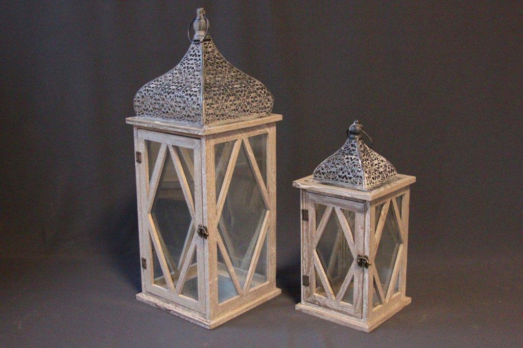 Sveču laternas (SL02) Свечные фонари candle lanterns