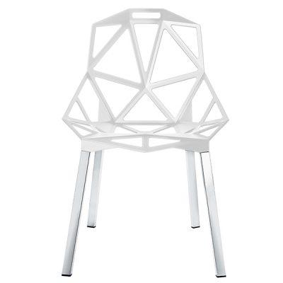 Balts dizaina krēsls (KR04). krēslu noma. dizaina krēslu noma. bāra krēslu īre White design chair for rent Белый дизайнерский стул