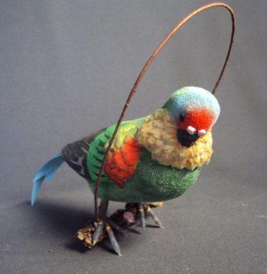 Papagailis (DZ24) Parrot (DZ24) Попугай (DZ24)