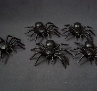 Zirnekļi (DZ19) Spiders decoration rent Пауки