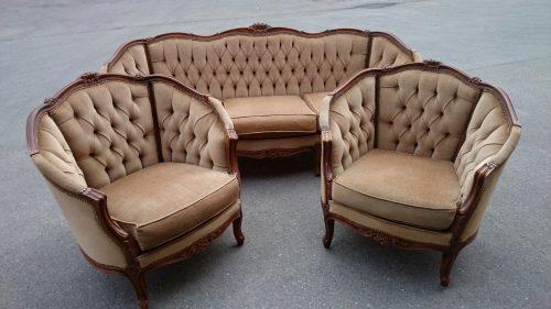 Dīvānu komplekts (DVK03) Sofa set (DVK03) Комплект мебели