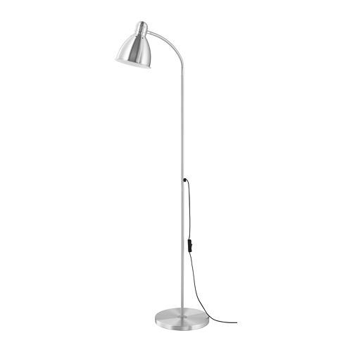 Alumīnija stāvlampa / lasāmlampa. Алюминиевый торшер Aluminium floor lamp Apgaismojuma noma. Gaismas noma. lampu noma