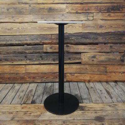 Stāvgalds ar melnu metāla kāju 112cm Коктейльный стол Standing table