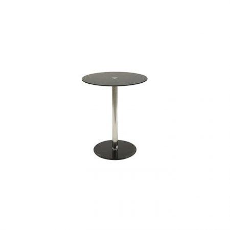 Galds melnā krāsā D43 (GLD03) Black table D43 (GLD03) Черный стол D43 (GLD03)
