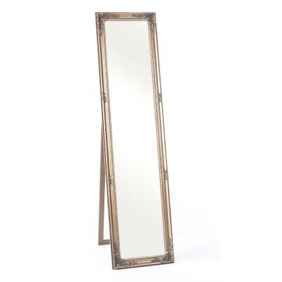 Spogulis ar zelta rāmi (SPO3). Spoguļu noma. Spoguļi Gold framed mirror for rent Зеркало в золотой раме