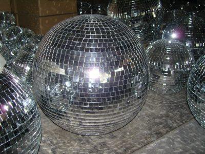 Dekoratīvas disko bumbas disko bumba. noma