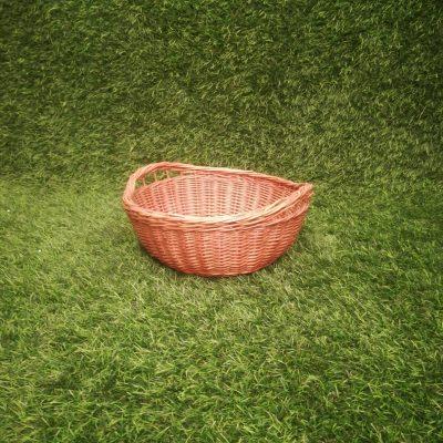 Pīts grozs (GRO23) grozs, grozu noma, grozi Плетеная корзина Wicker basket