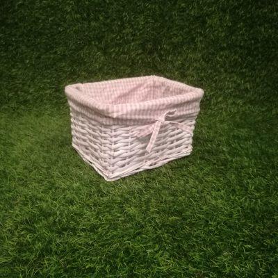 Pīts grozs (GRO21). grozi, grozu noma, grozs Плетеная корзина Wicker basket