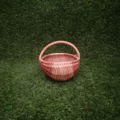 Pīts grozs (GRO36) grozu noma, grozi Плетеная корзина Wicker basket
