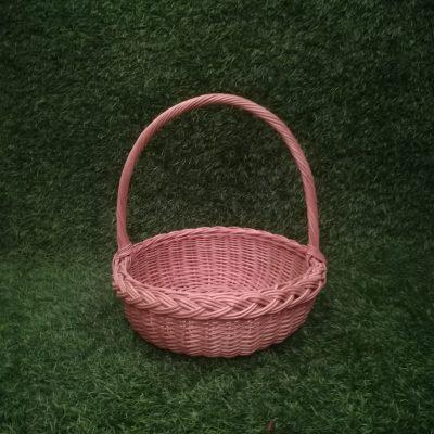 Pīts grozs (GRO29) grozi, grozu noma, grozs Плетеная корзина Wicker basket