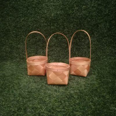 Pīts grozs (GRO20) grozs, grozu noma, grozi Плетеная корзина Wicker basket