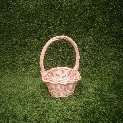 Pīts grozs (GRO2) grozu noma, grozi Плетеная корзина Wicker basket