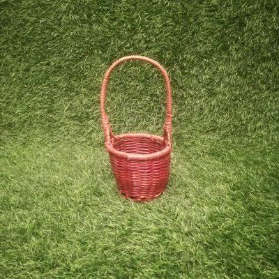 Pīts grozs (GRO34) grozu noma, grozi плетеная корзина Wicker basket