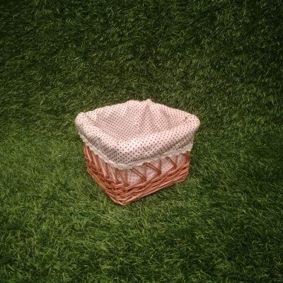 Pīts grozs (GRO6). Grozu noma, grozi Плетеная корзина Wicker basket