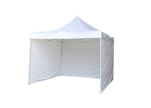 Telts 3x3m baltā krāsā. Telts noma. telšu noma White tent 3x3m for rent Белый шатер