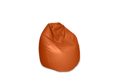 Oranžs sēžammaiss (PF12) Bean bag - orange for rent event Пуф - оранжевый