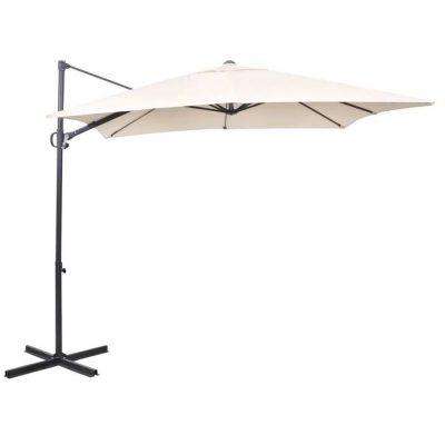 Saulessargs balts Белый уличный зонт White garden parasol saulessargu noma īre