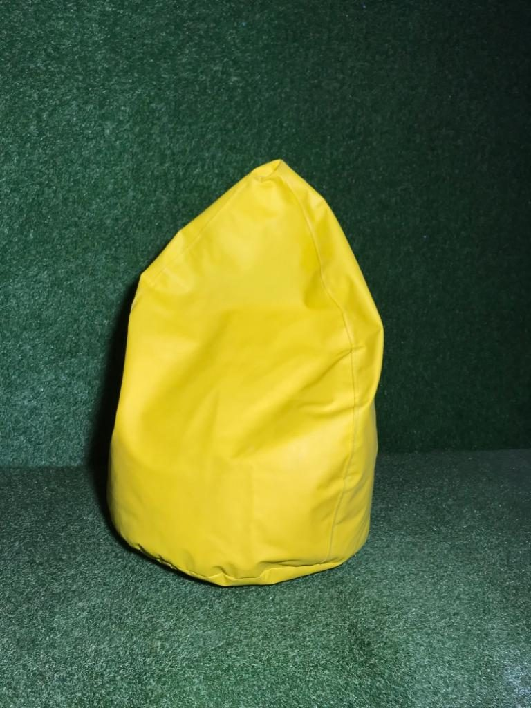Dzeltens sēžammaiss (PF11) Bean bag - yellow Пуф - желтый