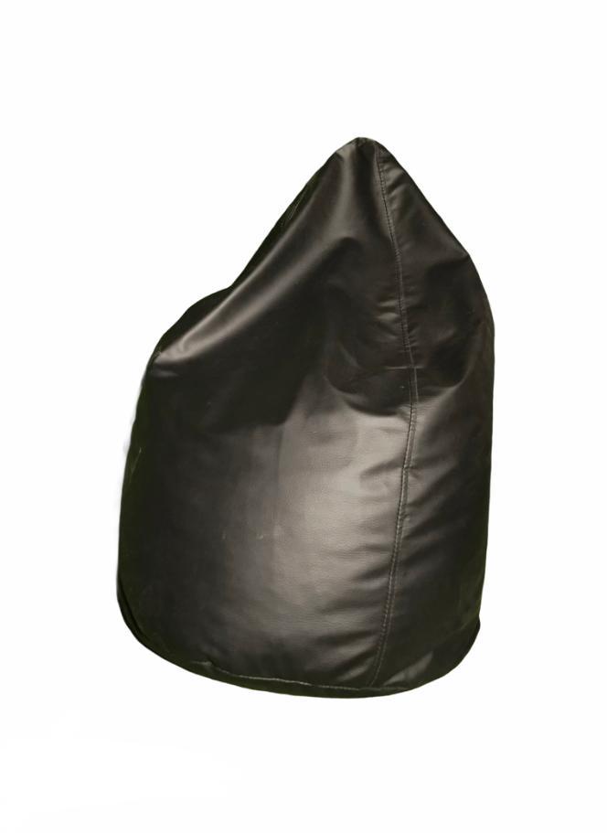Melns sēžammaiss (PF13) Bean bag - black for rent Пуф - черный
