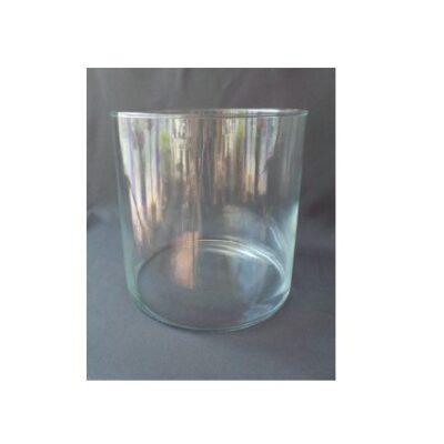Stikla cilindrs Стеклянная ваза Glass vase
