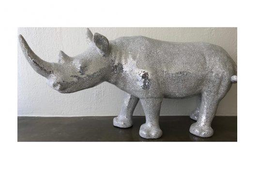 Degunradzis sudraba DZĪVNIEKU NOMA Серебряный носорог Silver rhinoceros