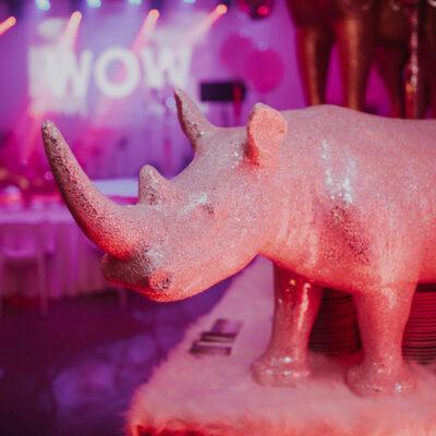 Degunradzis (DZ30) Золотой носорог Golden rhinoceros