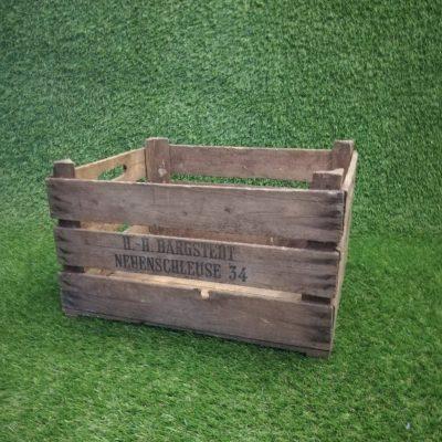 Koka kaste (KS1) Деревянный ящик Wooden box