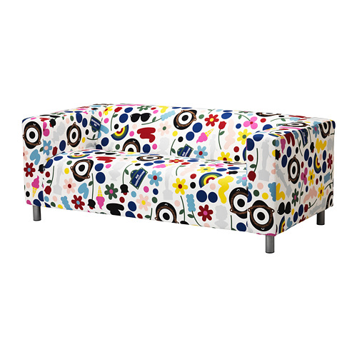 Krāsains dīvāns (DV15) Colorful sofa for rent Разноцветный диван