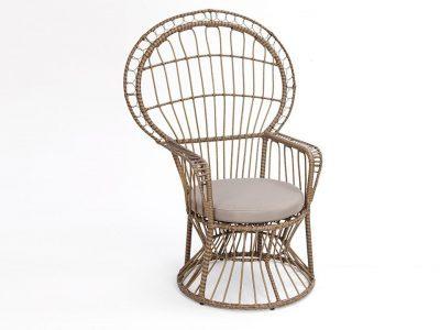 Atpūtas krēsls (ATKR86) Wooden armchair Деревянное кресло