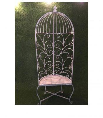 Metāla atpūtas krēsls Metal armchair for rent Металлическое кресло
