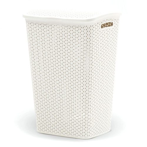 Balts veļas grozs noma, īre grozu Белая корзина для белья White laundry basket