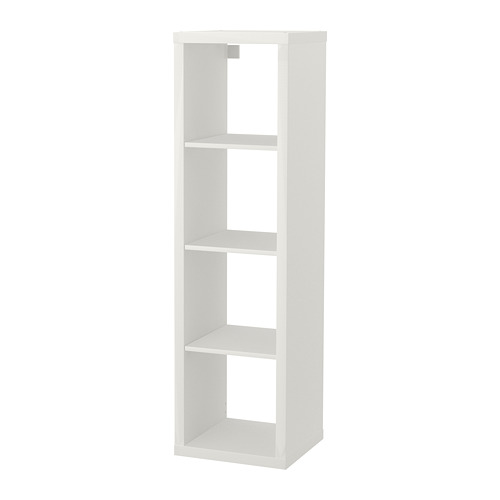 Balts plaukts noma 1x4 Shelving unit 1x4 for rent Стеллаж 1x4