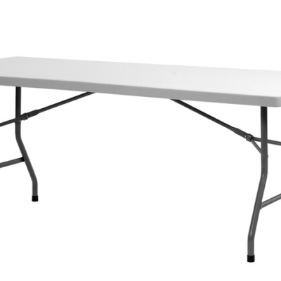 Saliekams galds 1.80m x 0.80m Folding table Складной стол