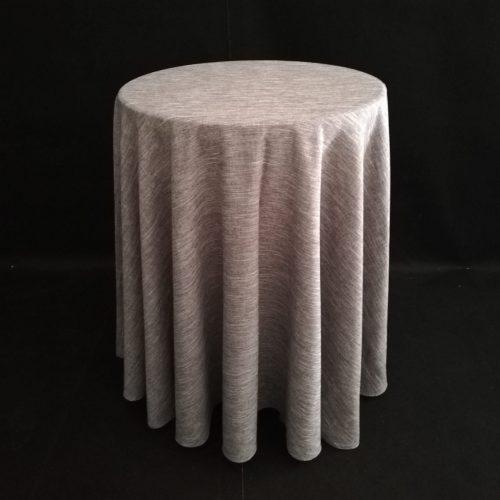 Pelēks galdauts D290 Серая скатерть Gray tablecloth