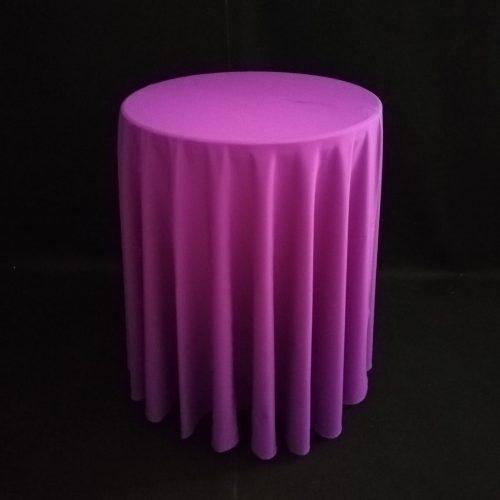 Violets galdauts D290 Фиолетовая скатерть Purple tablecloth