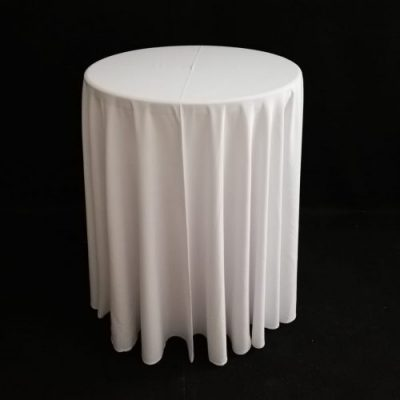 Balts galdauts D290 Белая скатерть White tablecloth