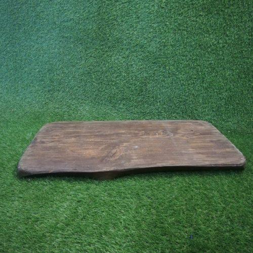 Koka paliknis koka trauku noma Деревянная доска для подачи Wooden board