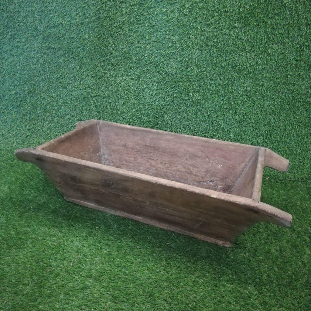 Koka abra Деревянное корыто Wooden trough