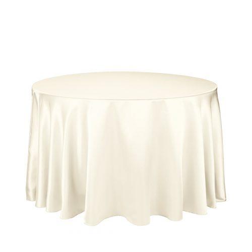 Balts spīdīgs galdauts Белая блестящая скатерть White shiny tablecloth