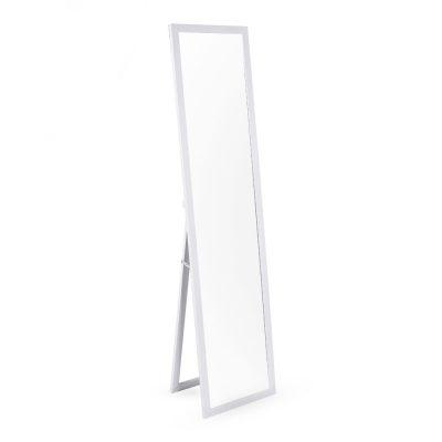 Spogulis ar baltu rāmi spoguļu noma Зеркало в белой раме (SPO7) White framed mirror (SPO7)