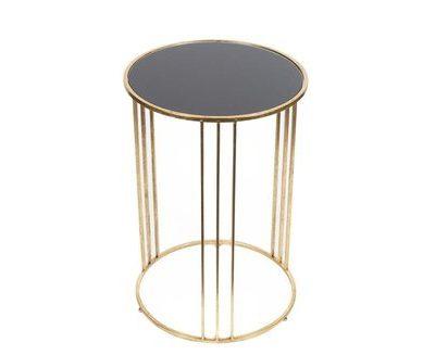 Kafijas galdiņš L Coffee Table L (GLD23) Журнальный столик L (GLD23)