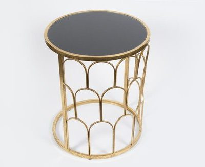 Kafijas galdiņš M Coffee Table M (GLD25) Журнальный столик M (GLD25)