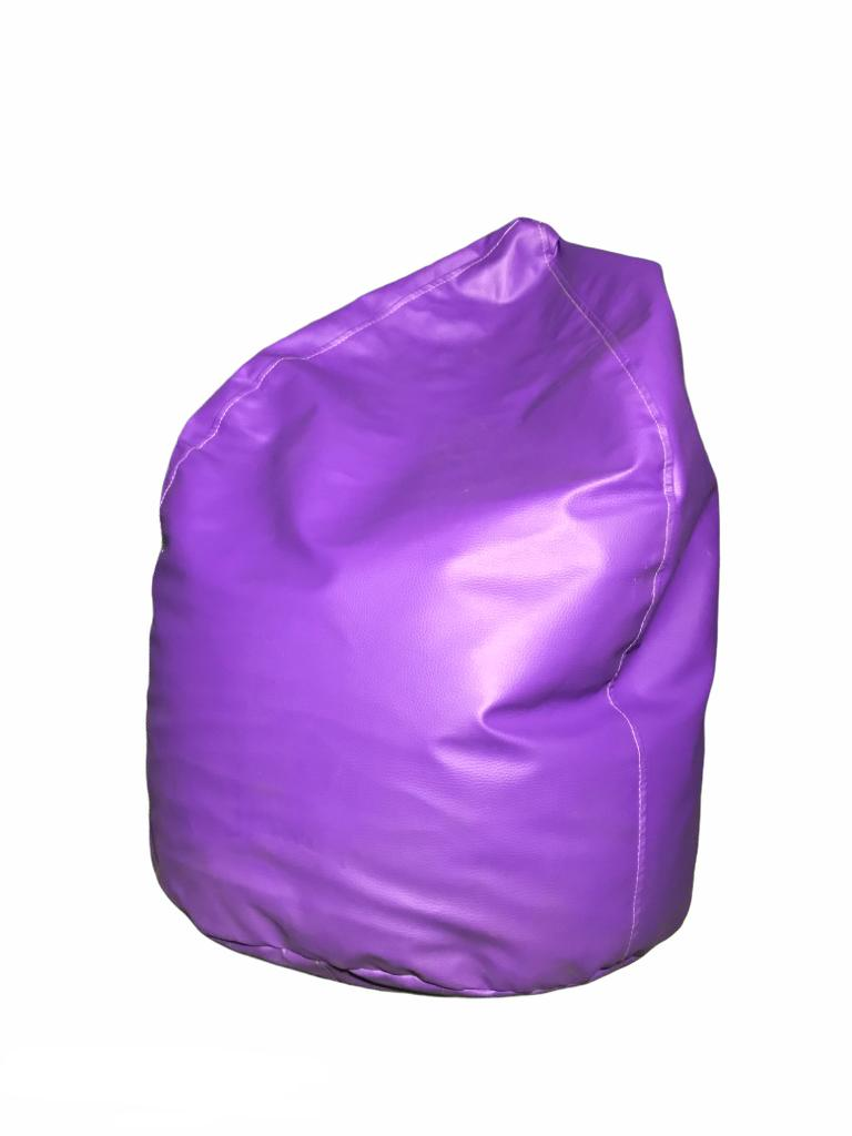 Violets sēžammaiss, Bean bag - purple for rent Пуф - фиолетовый