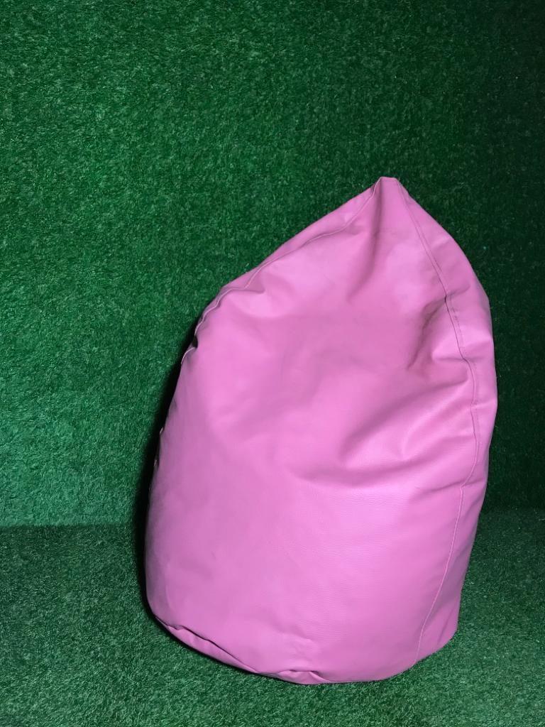 Rozā sēžammaiss, pufu noma, Bean bag - pink for rent, Пуф - розовый