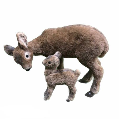 Stirniņas Косули Roe deers