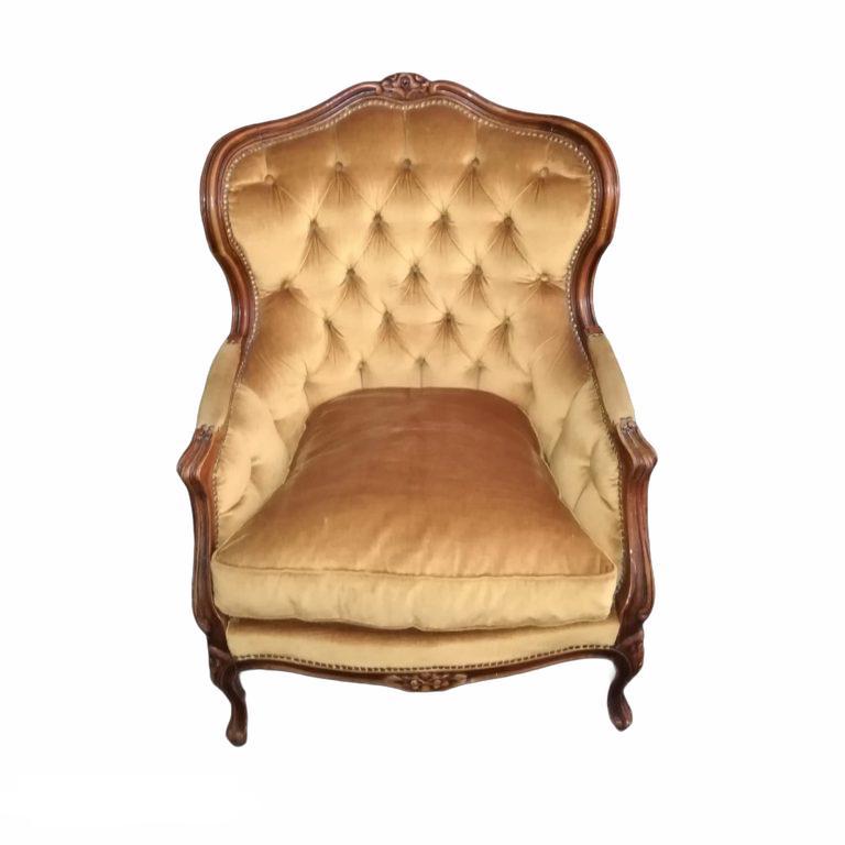 Antīks atpūtas krēsls Античное кресло Antique armchair