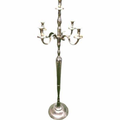 Augsts zelta svečturis Высокий золотой подсвечник High gold candlestick