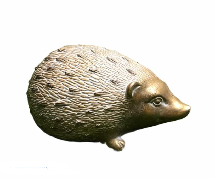 Zelta ezītis Золотой ёжик Gold hedgehog