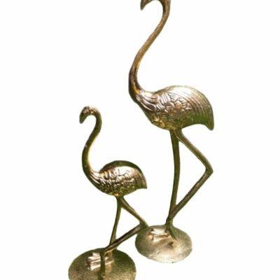Zelta flamingo Золотые фламинго Golden flamingo