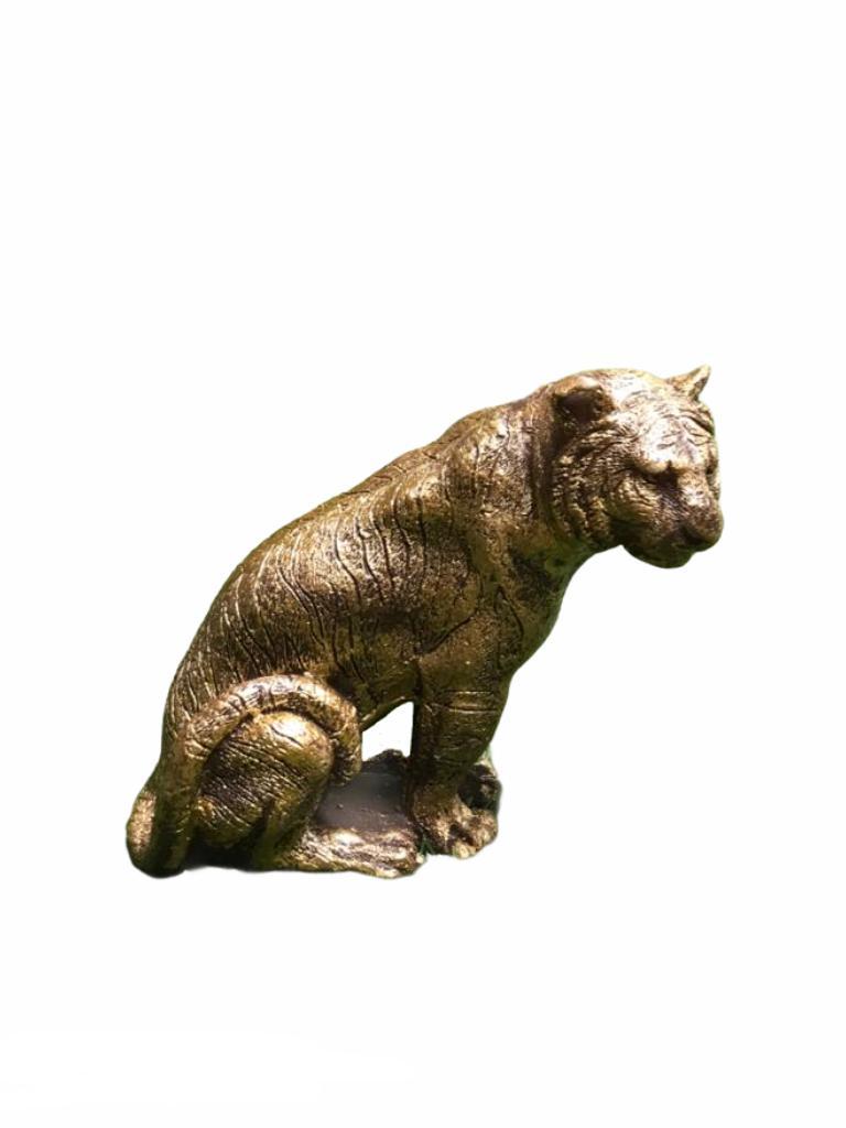 Zelta tīģeris Золотой тигр Gold tiger
